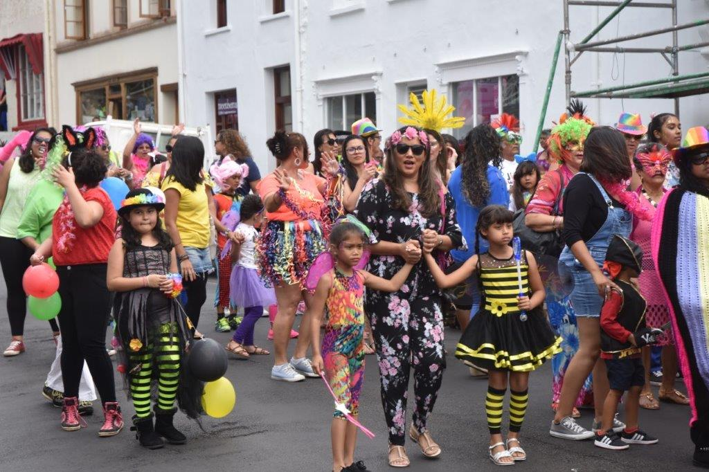 St Helena Carnival 2020