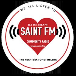 saint fm logo